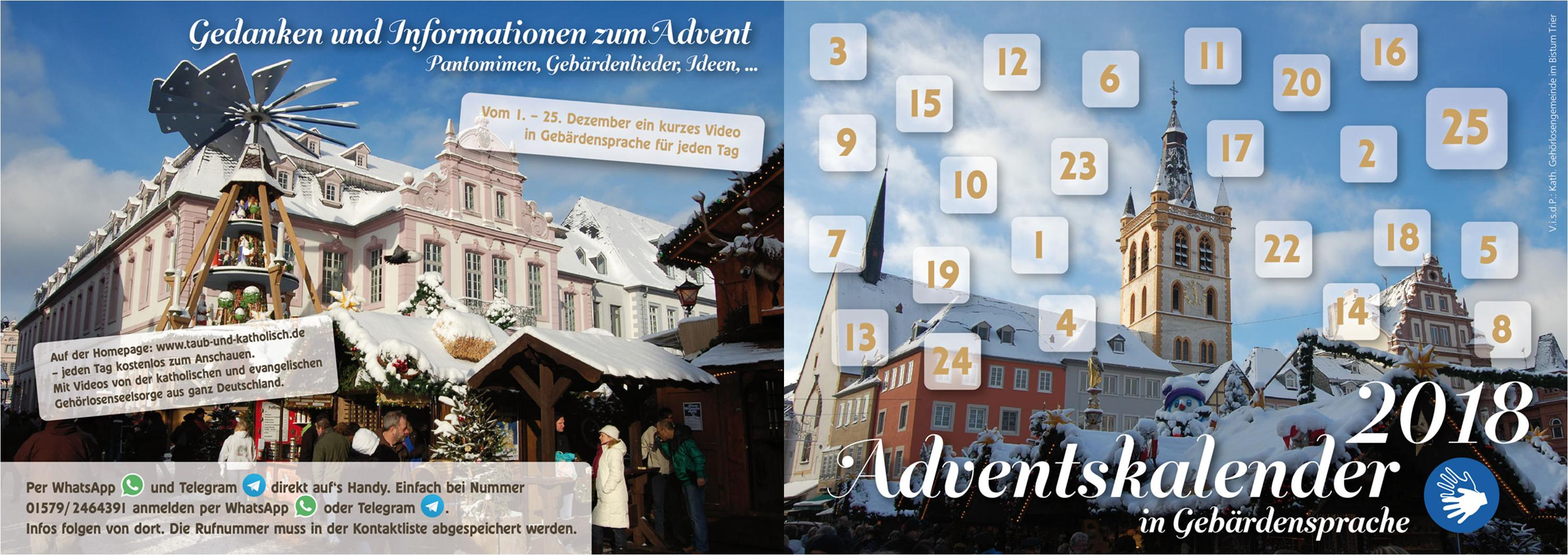 DGS-Adventskalender